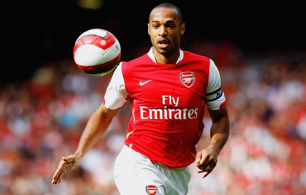 Picture football, England, Star, Captain, Form, Arsenal, football, Arsenal, Club, Player, Thierry Henry, Thierry Henry, Henri, …