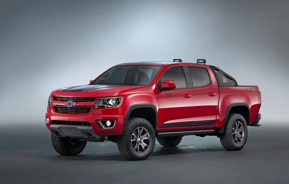 Picture Concept, Chevrolet, the concept, Chevrolet, Colorado, pickup, Colorado