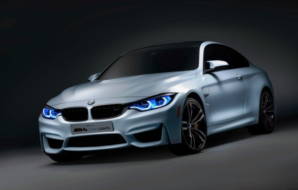Picture Concept, BMW, BMW, F82, Iconic Lights
