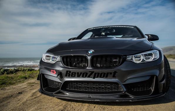 Picture BMW, coupe, BMW, Black, Coupe, F82