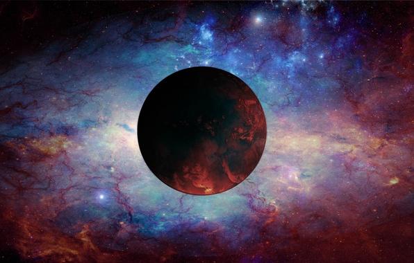 Picture stars, light, nebula, planet, constellation, nebula