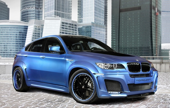 Picture bmw, ball Wed, X6M