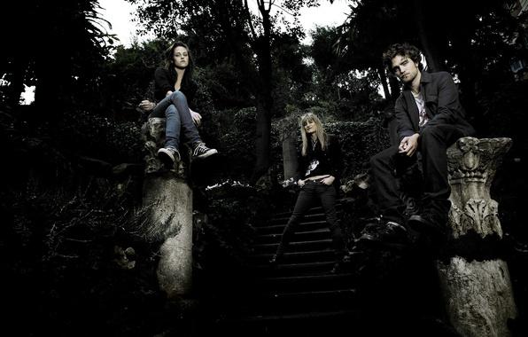 Picture actors, Twilight, Kristen Stewart, Robert Pattison