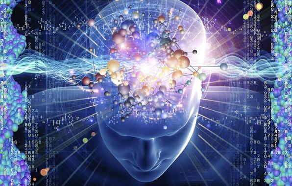 Picture Figures, Brain, Matrix, Inspiration, Mind