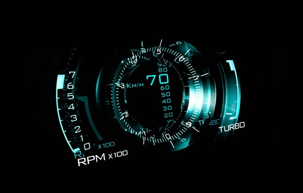 Picture speed, devices, tachometer, Speedometer