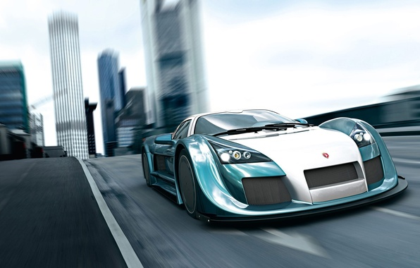 Picture sports car, Apollo Speed, Gumpert