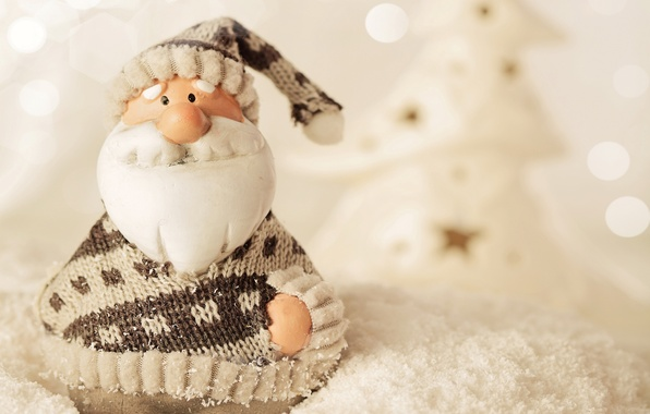 Picture winter, snow, New Year, Christmas, winter, snow, Merry