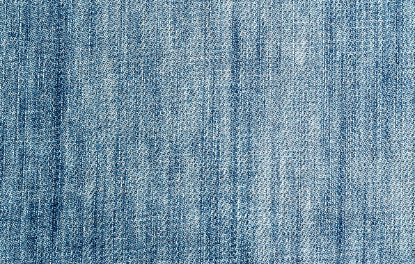 Picture jeans, fabric, thread