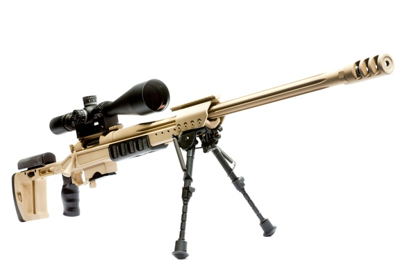 Picture white, weapons, background, plant, cartridge, sight, rifle, year, shop, sniper, shutter, weight, Sniper, Rifle, Heavy, …