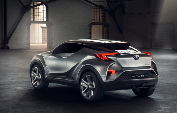 Picture Concept, the concept, Toyota, Toyota, 2015, C-HR