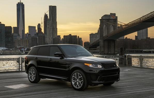 Picture Range Rover, Sport, US-spec, 2015, SVR
