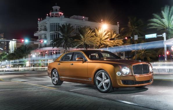 Picture car, Bentley, Mulsanne