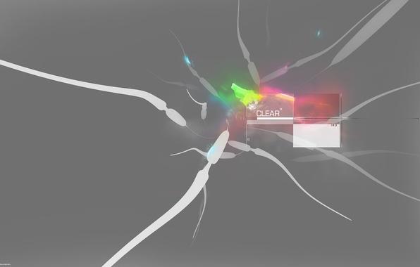 Picture color, minimalism, minimal, trance, AMPLIFIER404, cinema 4d