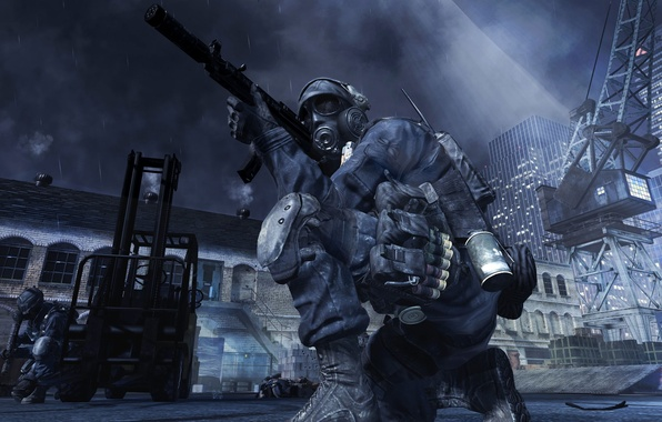 Wallpaper London Marina Soldiers Call Of Duty Mission