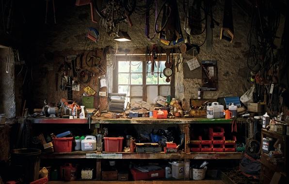 Picture window, instrumento, workshop