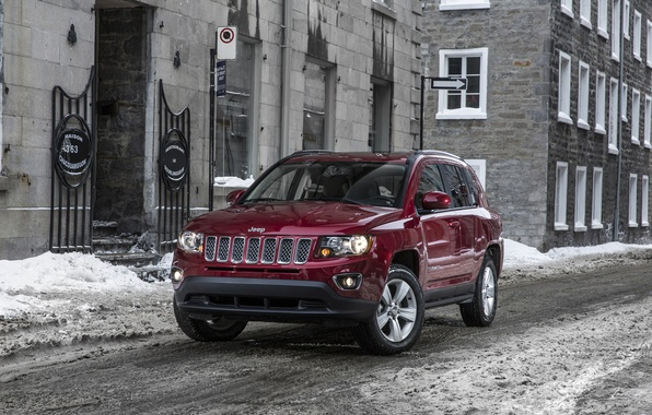 Picture jeep, compass, Compass, Jeep, 2014, High Altitude