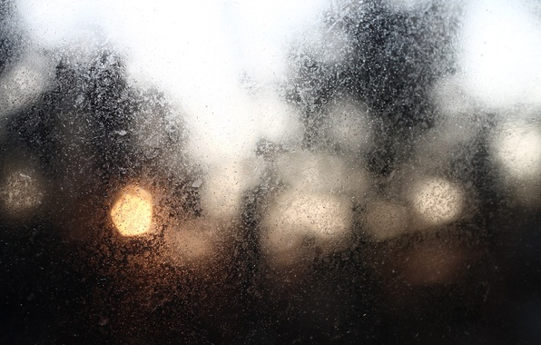 Picture glass, macro, glass, 1920x1200, water drops, macro, water drops, bokeh, bokeh