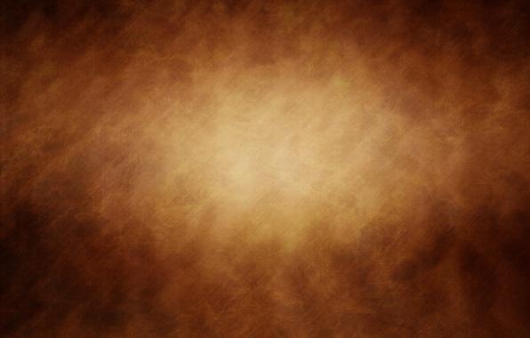 Picture line, strip, dark colors, glow, light, texture, brown, wavy
