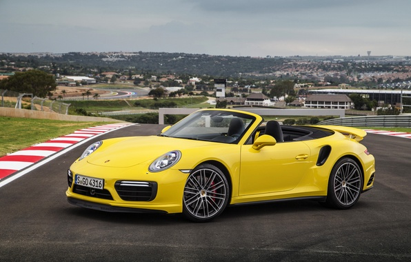 Picture 911, Porsche, convertible, Porsche, Turbo, Cabriolet, turbo