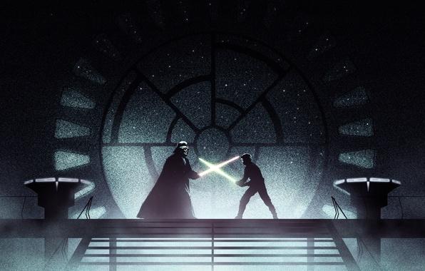 Picture star wars, darth vader, lightsaber, jedi, sith, luke skywalker, Star Wars: Episode VI - Return …