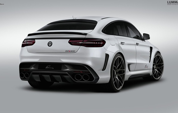 Picture Tuning, Mercedes, Mercedes, Coupe, 800, Lumma, GLE, CLR G