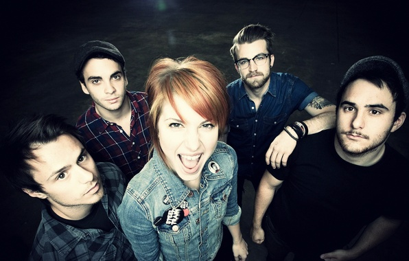 Picture music, group, music, paramore, hayley williams, rock, pop-rock, jeremy davis, taylor york, josh farro, zac …