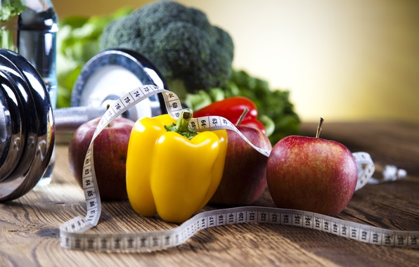 Picture fruits, vegetables, diet, healthy food