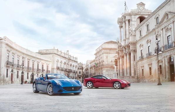 Picture car, Ferrari, V12, California T
