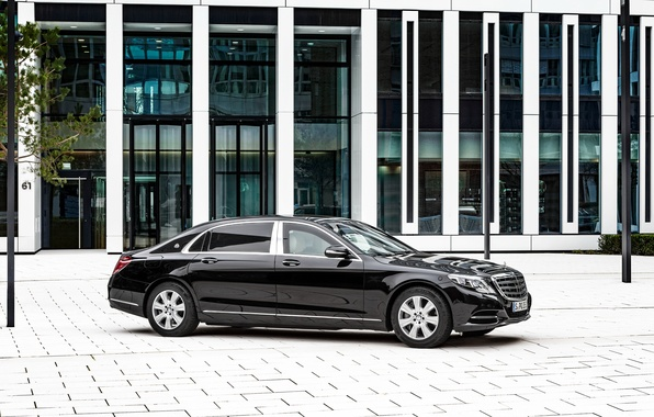 Picture Mercedes-Benz, Maybach, Mercedes, Maybach, S-Class, X222