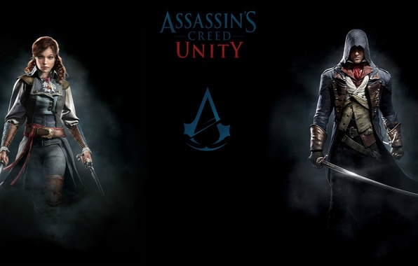 Picture Weapons, Ubisoft, Assassin's Creed, Ubisoft Montreal, Arno, Arno, Assassin's Creed: Unity, Assassin's Creed: Unity, Eliza