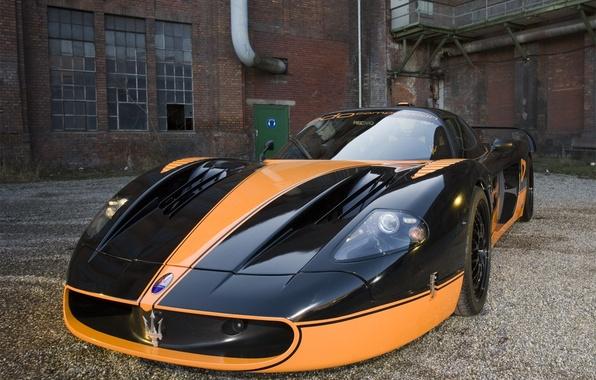 Picture machine, auto, Maserati, Maserati