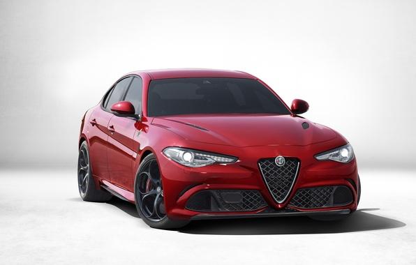 Picture Alfa Romeo, Alfa Romeo, Four-leaf clover, Giulia, 2016, 952