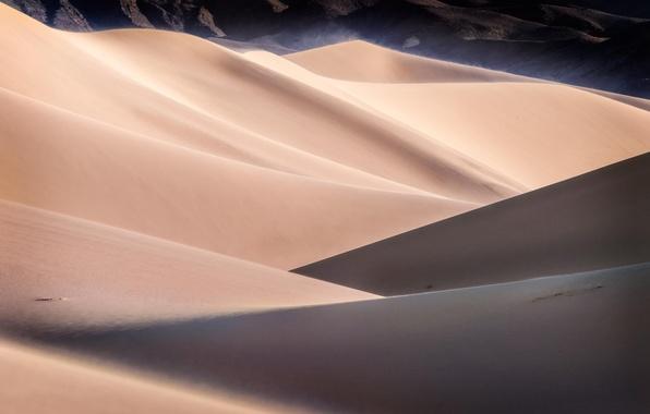 Picture sand, nature, desert, dunes