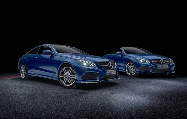 Picture background, Mercedes-Benz, E-Class, Mercedes, W212, W207