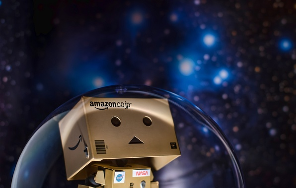 Picture space, danbo, nasa