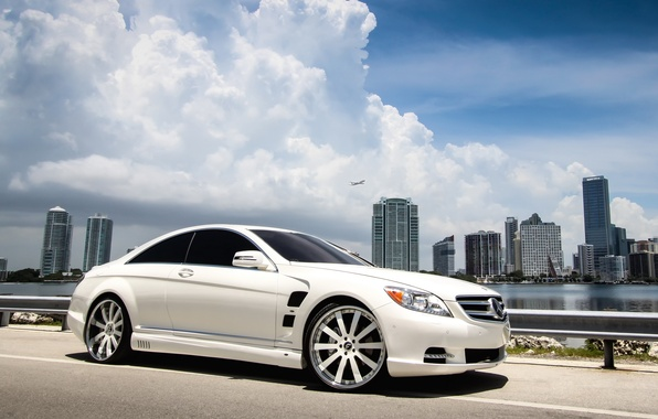 Picture tuning, coupe, Mercedes, Mercedes-Benz CL