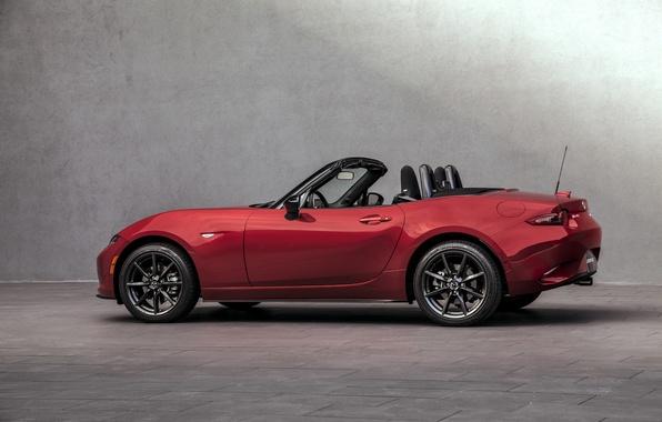 Picture Mazda, Miata, Mazda, US-spec, MX-5, 2015