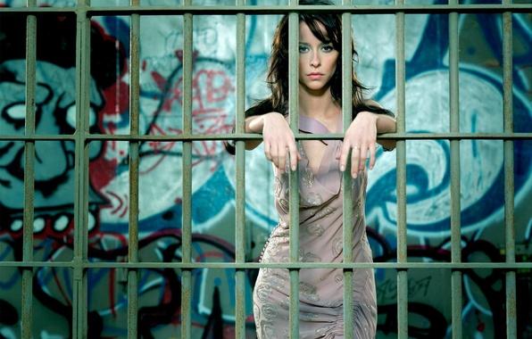 Picture graffiti, Grille, Jennifer Love Hewitt