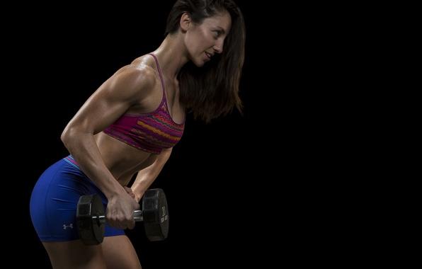 Picture female, workout, fitness, sportswear