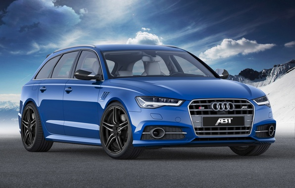 Picture Audi, Audi, ABBOT, universal, Before, 2014, avant, RS 6-R