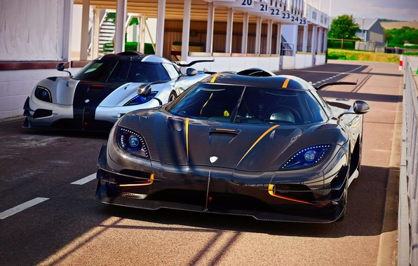 Picture Koenigsegg, trek, One:1, Goodwood Festival of Speed