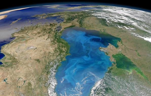 Picture sea, Black, Crimea, Turkey, Azov
