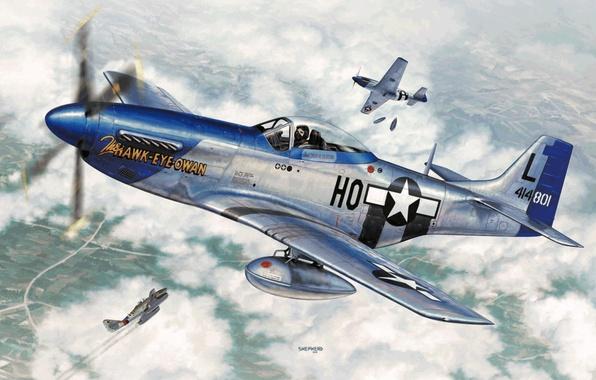 P 51 Mustang Wallpaper 1920x1080 Wallpaper Me-262, avia...