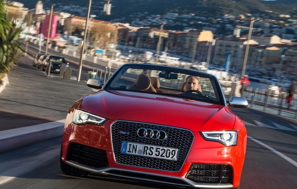 Picture the city, coupe, convertible, coupe, RS 5