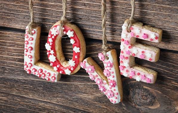 Picture Love, cookies, sweets