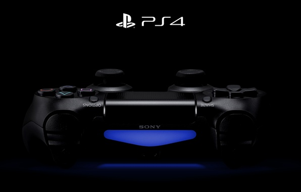 Picture black, playstation, ps4