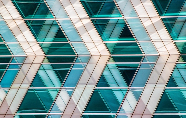 Picture glass, house, the building, London, Windows, architecture