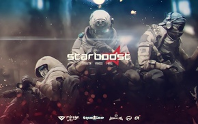 Picture CSGO, boost, Starboost