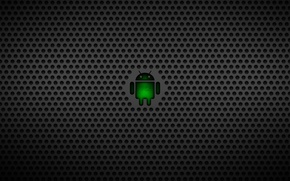 Picture google, Android, android, dark, logo, robot, logo