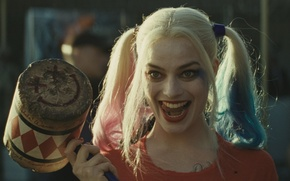 Wallpaper Harley Quinn, DC Comics, Harley Quinn, Suicide Squad, Suicide Squad, Robbie Margot, Margot Robbie